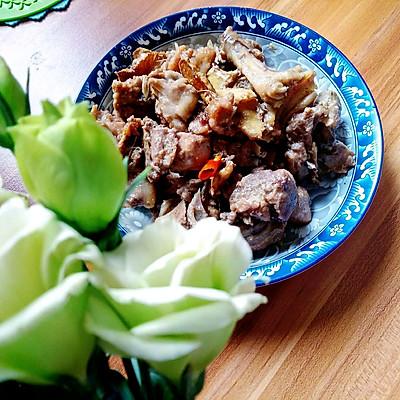 懒人食谱之电饭煲焖鸭 蒜香鸭