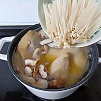 #父亲节,给老爸做道菜#香菇土鸡汤的做法图解6