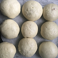 自制豆沙包