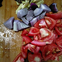 #合理膳食 营养健康进家庭#番茄炖牛腩的做法图解3