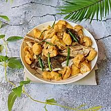 鲩鱼油豆腐