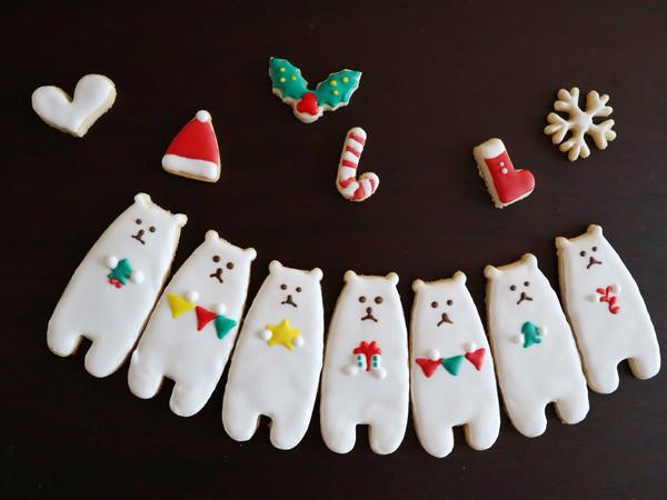 圣诞饼干系列一