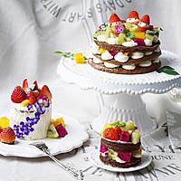裸蛋糕的做法图解19