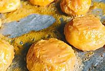 腌咸蛋黄——如何完美不浪费老公健身丢弃的可怜蛋黄的做法