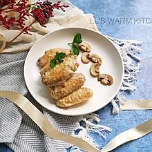 #精品菜谱挑战赛#牛奶黑椒鸡翅