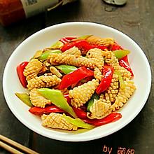 优食汇一元购的辣椒面做好吃的辣炒鱿鱼花