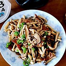 辣炒什锦菇