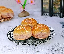 黑麦豆沙包#520,美食撩动TA的心!#的做法