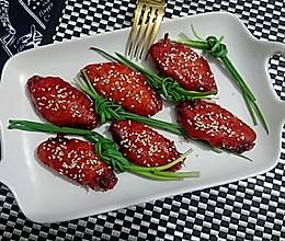 叉烧酱蜜汁烤鸡翅-简单烤箱菜-蜜桃爱营养师私厨的做法