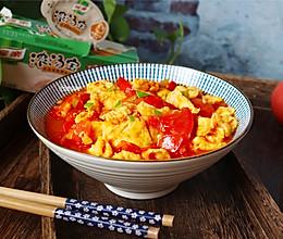 #我们约饭吧# 番茄炒蛋的做法