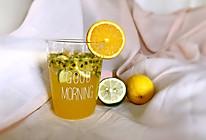 百香果水果茶#每道菜都是一台食光机#的做法