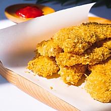 减脂期小零食:无油低脂烤鸡柳