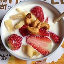 水果牛奶甜品