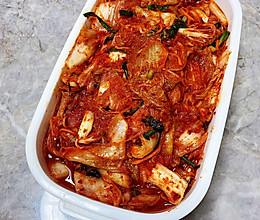 舒大厨:韩式辣白菜的做法