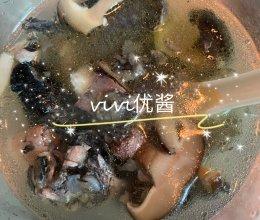 山药香菇乌骨鸡汤的做法