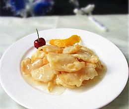 上海年夜饭必备--柠香鱼片