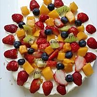 水果奶油裸蛋糕(八寸)#豆果5周年#的做法图解18