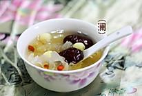 红枣银耳莲子羹~专治气虚低血糖的做法