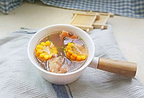 玉米莲藕排骨汤#雀巢营养早餐#的做法
