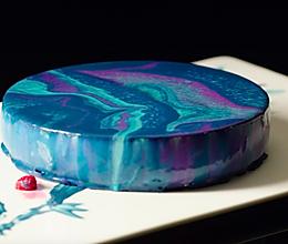 星空蛋糕的做法