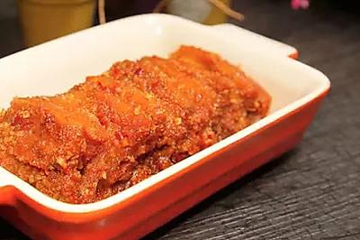 【微体兔菜谱】来一道入口即化的粉蒸肉!