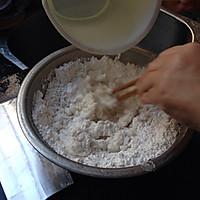 汤疙瘩(糯米粉&粘米粉)的做法图解2