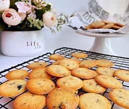 简单易上手海苔肉松小饼干的做法