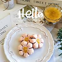 #快手又营养,我家的冬日必备菜品#粉嫩少女心桃花酥的做法图解18