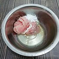 下饭菜……水煮肉片的做法图解2