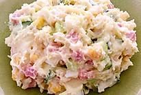 比西餐厅还好吃的土豆沙拉的做法