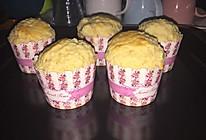 麦芬蛋糕(香蕉味/苹果味/葡萄干味)的做法