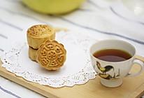 冬蓉蛋黄月饼:自制,还原最纯粹的中秋的做法
