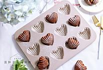 软心巧克力玛德琳的做法