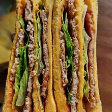 三明治(不再加火腿肠)