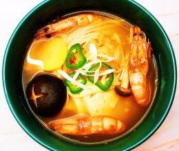 泡菜汤的做法