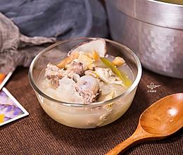 超鲜甜霸王花脊骨汤的做法