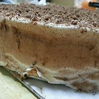 巧克力榴莲蛋糕的做法图解8