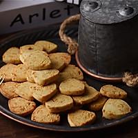 酥到掉渣   自制小零食:咸蛋黄饼干的做法图解11