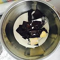 生巧克力—情人节的做法图解1