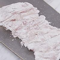 美食台 锅包肉,酸甜酥嫩有妙方的做法图解4