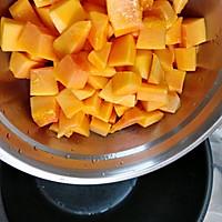 木瓜椰奶糖水的做法图解4