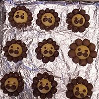 小狮子饼干无油无糖的做法图解4