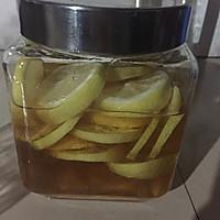 非常简单却健康好喝的柠檬蜂蜜水