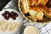 红枣燕麦牛奶的做法