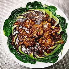 香菇油菜新吃法