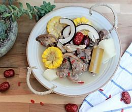 入冬,一碗清汤羊暖心暖胃的做法