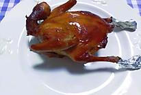 外酥里嫩,吮指柠香烤乳鸽的做法