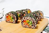红米寿司的做法