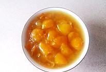 冰糖金桔蜜的做法