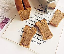 咖啡磅蛋糕(分蛋)的做法